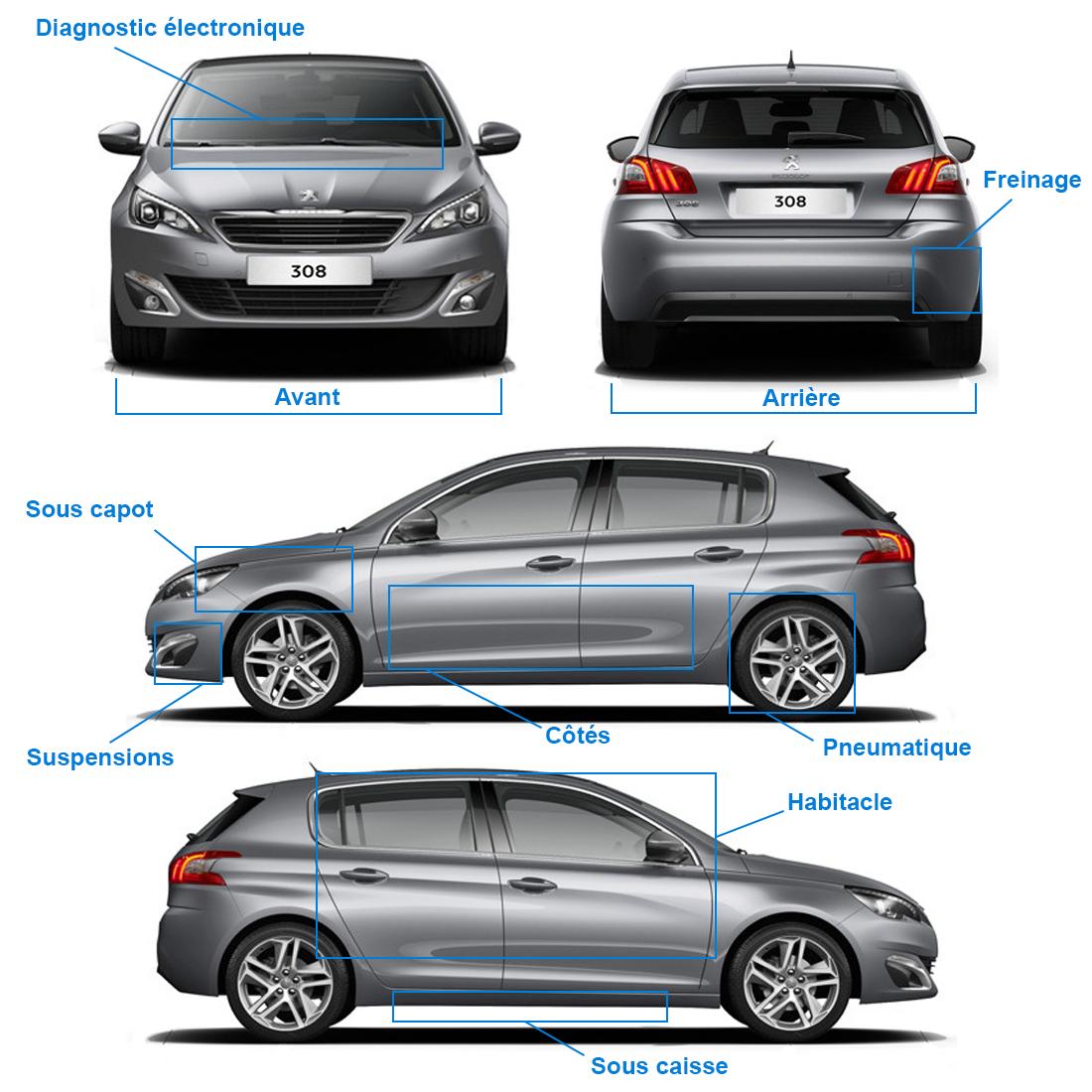 R vision r paration entretien auto et vidange voitures for Garage peugeot chateaugiron